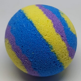 COLOURFUL BATH BOMBS WITH TOYS