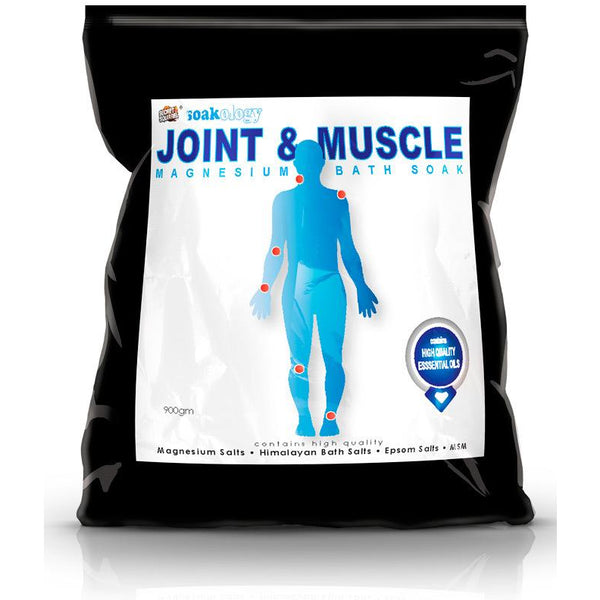 Joint & Muscle Soak - Natural Essences