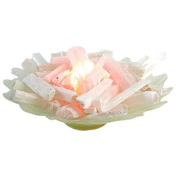 Starry Night SELENITE Lamp Kit - Natural Essences