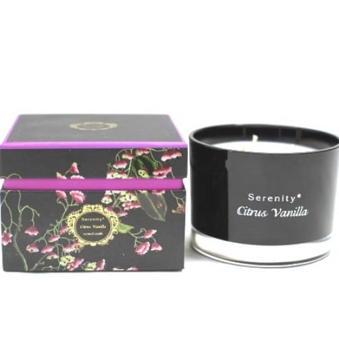 Floral Botanic Candles - Natural Essences