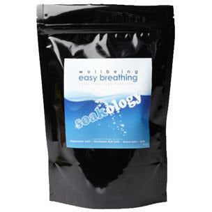 Bath Soak- Easy Breathing - Natural Essences