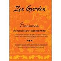 Garden Incense Sticks- Zen - Natural Essences