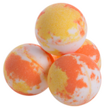 Magnesium Bath Bombs - Colourful Muscle Recovery 3""