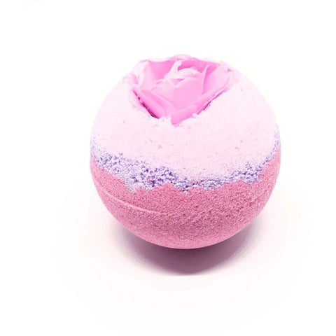 "ROSE BATH BOMB 3"" - LUSH inspired"