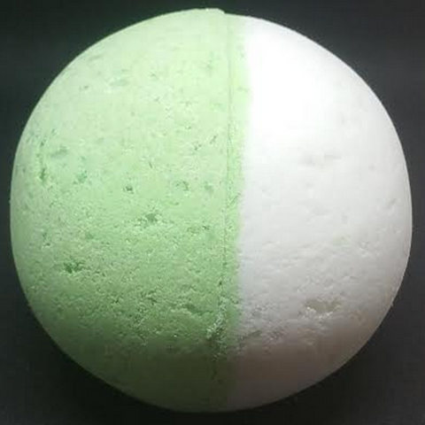 Peppermint Bath Bombs 3""