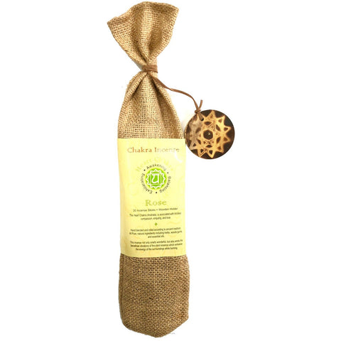 Chakra Incense Sticks - Natural Essences