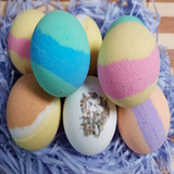 COLOURFUL EARRINGS BATH BOMBS
