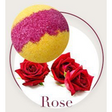 Rose Bath Bombs - Natural Essences