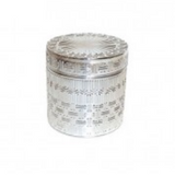 Soy Candle - Mayfair Glass Canister - Natural Essences