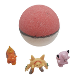 Pokemon Bath Bomb - Natural Essences