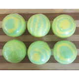 Multi Color Bath Bombs - Natural Essences