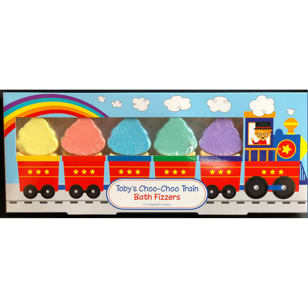 TRAIN BATH FIZZERS - Wholesale Price