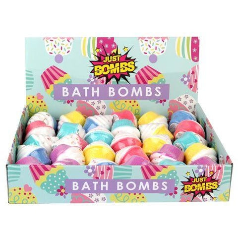 Cupcake Bath Bombs 29pc per Box