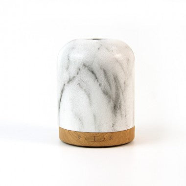 Marble Fan Aroma Diffuser - Natural Essences