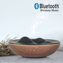RIPPLE Bluetooth Music Aromatherapy Diffuser - Natural Essences