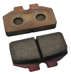 "Ultra-Lite 4"" Bridge Bolt Titanium Brake Pads, 2/Pk"