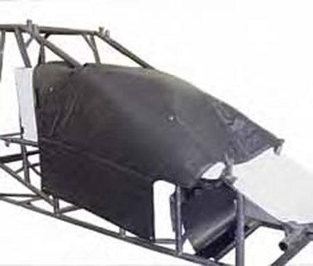 King Sprint Car Thermal Hood Blanket