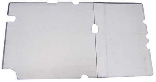XXX Sprint Car Right Side Kick Panel, 2-Piece Alum