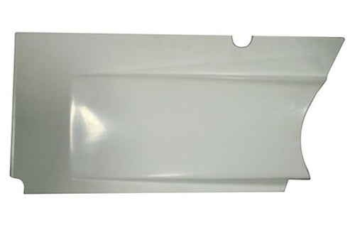 XXX Sprint Upper Kick Panel, Split White