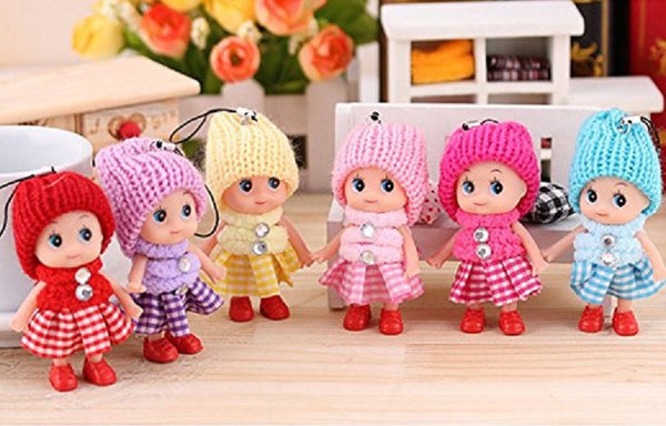 Cute baby dolls Keychain Key Ring Accessories