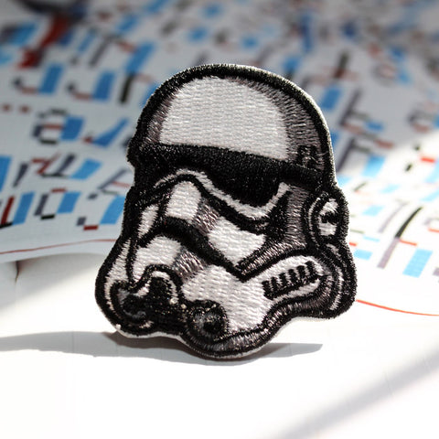 Embroidered Star Wars Iron On Patch, Star Wars Patch, sewing patch