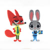 Zootopia embroidered Iron On Patch, cartoon Iron On Patch, Nick the Fox