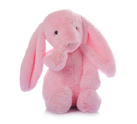 Soft Plush Stuffed Animal Long ear bunny 14 inch