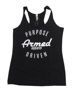 Women's Purpose Driven Racerback