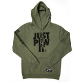 JUST PEW IT Hoodie