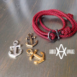 One Size Anchor Bracelet