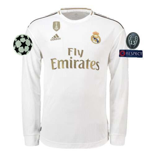 save off bc0a3 00a0f Real Madrid EA Sports Jersey
