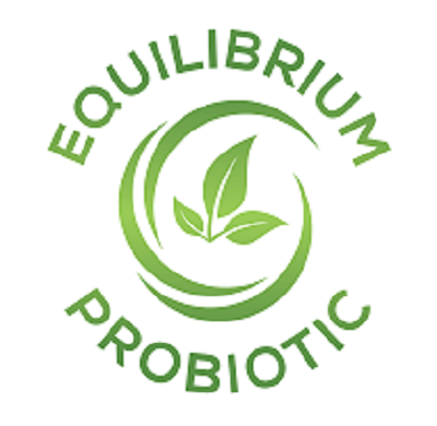 Equilibrium Probiotic - 30 Daily Capsules with Prebiotic - Highest Strain Count in the World – Effective Easy to Swallow Time Release Probiotic Supplement - 115-Strains