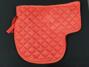 Cut-away Saddle Pads