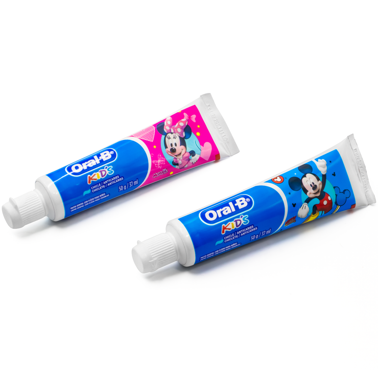 Pasta Dental Disney Kids -Marca: Oral-B Higiene | Odontology BG
