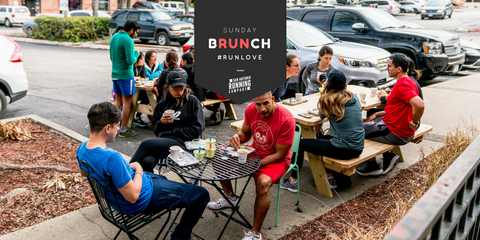 Sunday bRUNch run community