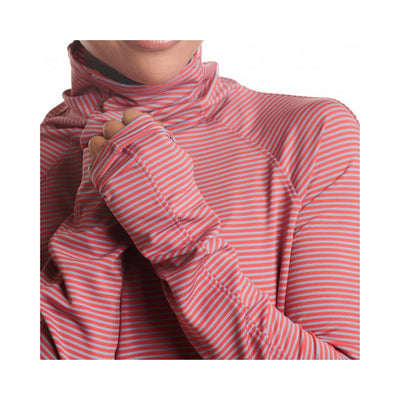 Striped Mile One Pullover
