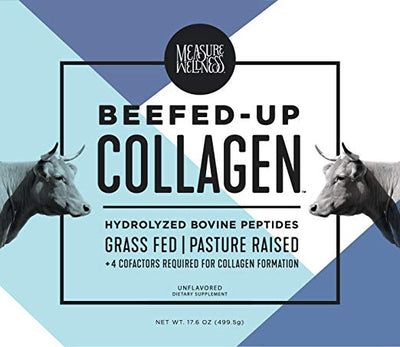 Beefed-Up Collagen