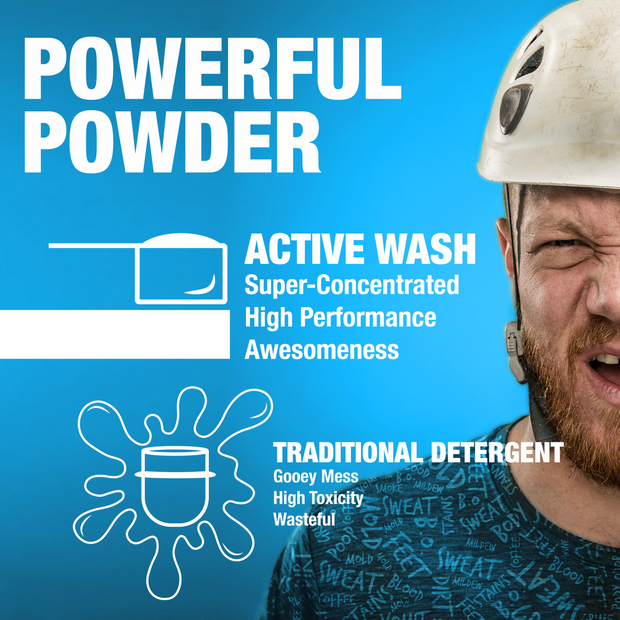 Active Wash Laundry Detergent