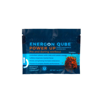 Energon Qube Power Up Pre-Workout