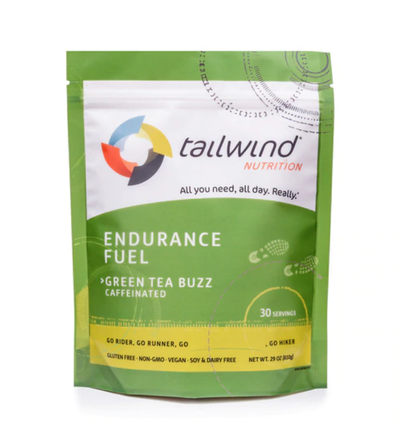 Caffeinated Endurance Fuel Green Tea Buzz