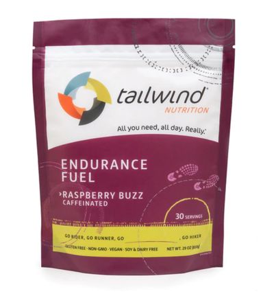Caffeinated Endurance Fuel Raspberry Buzz
