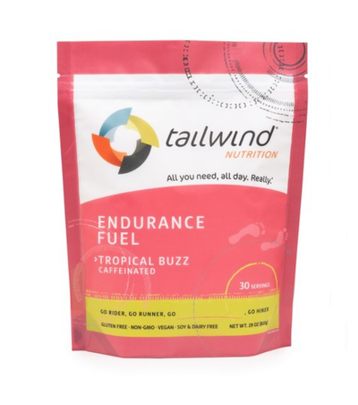 Caffeinated Endurance Fuel Tropical Buzz