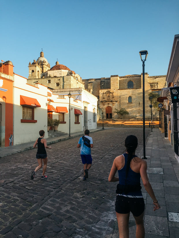 The Oaxaca Run Experience