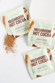 Mushroom Hot Cacao with Reishi