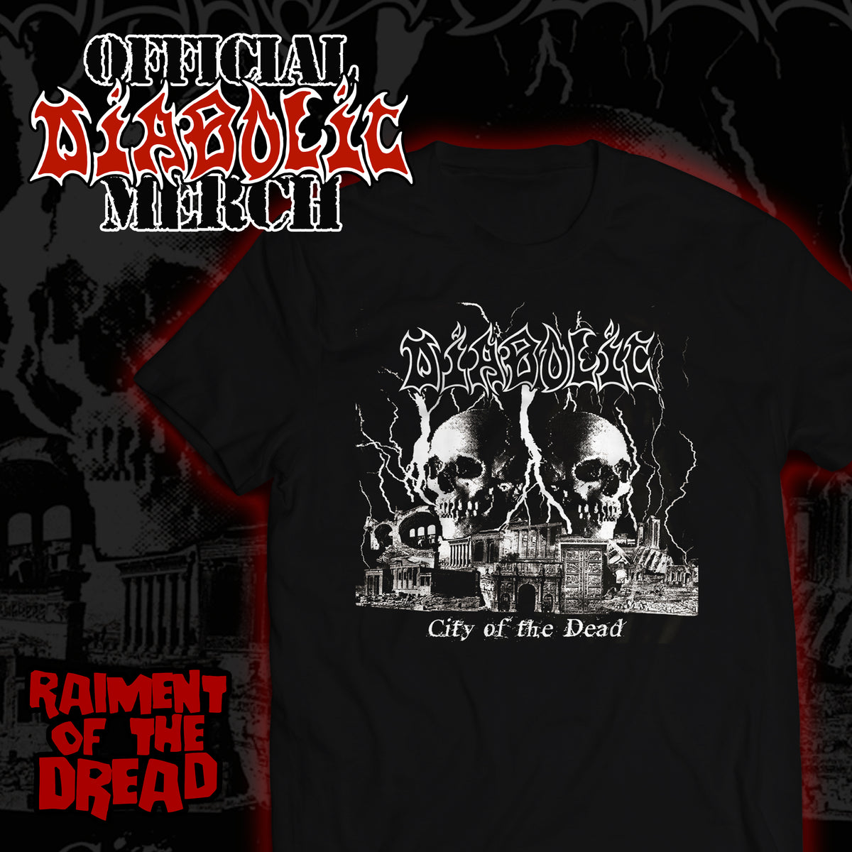Diabolic - City of the Dead