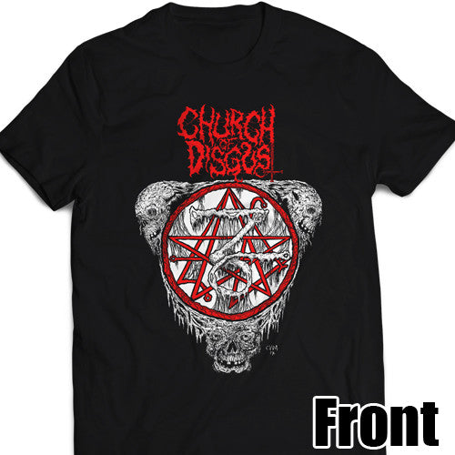 Church of Disgust - Ripping Decay - Shirt