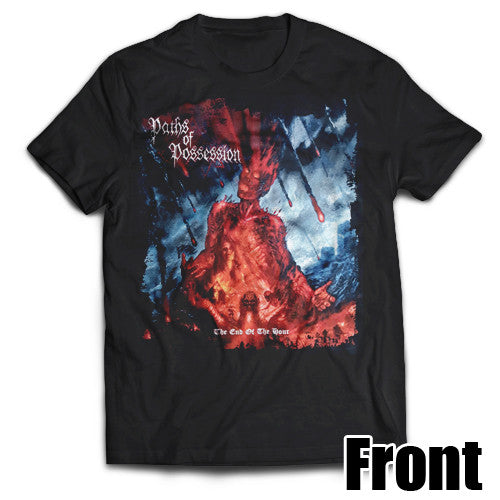 Paths of Possession - End of the Hour (T-shirt)