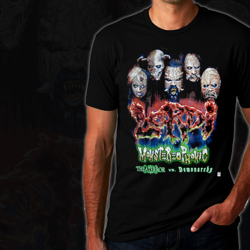 LORDI - Monstereophonic Tour shirt