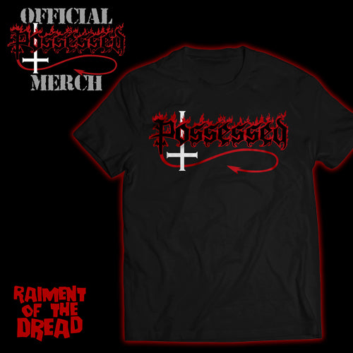 Possessed Logo T-Shirt