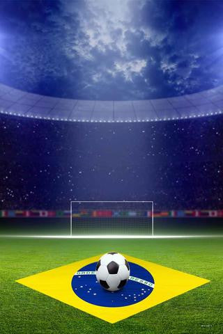 Sport Backdrops Soccer Backdrops Photography Backdrops CM-S-1165-E